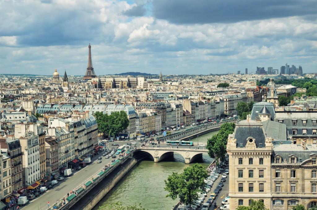 Дешевые авиабилеты и отели в Париже с вылетом из Екатеринбурга от 13000 руб.