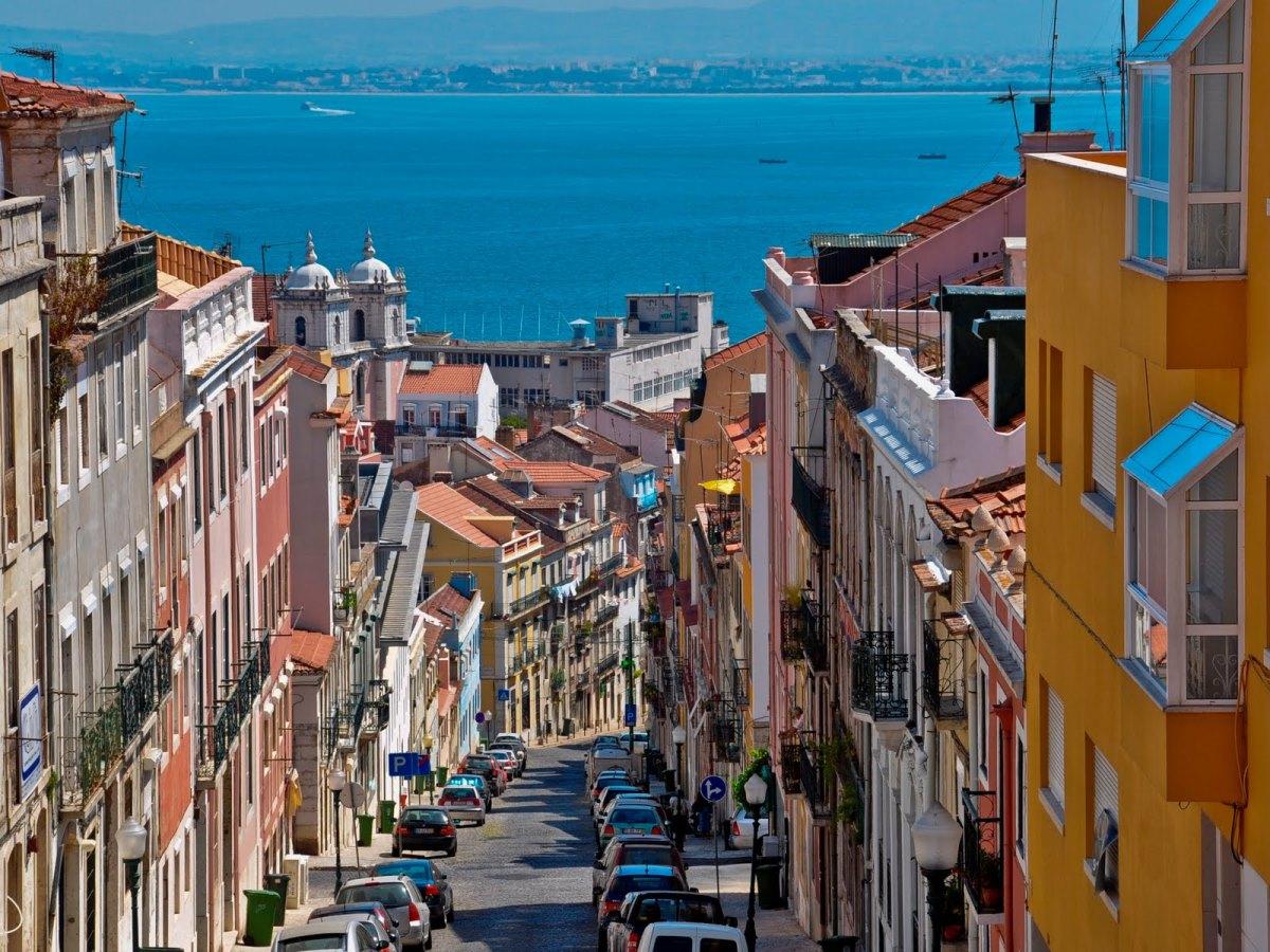 Дешевые отели и авиабилеты от 9061 руб. в Лиссабоне (Португалия)