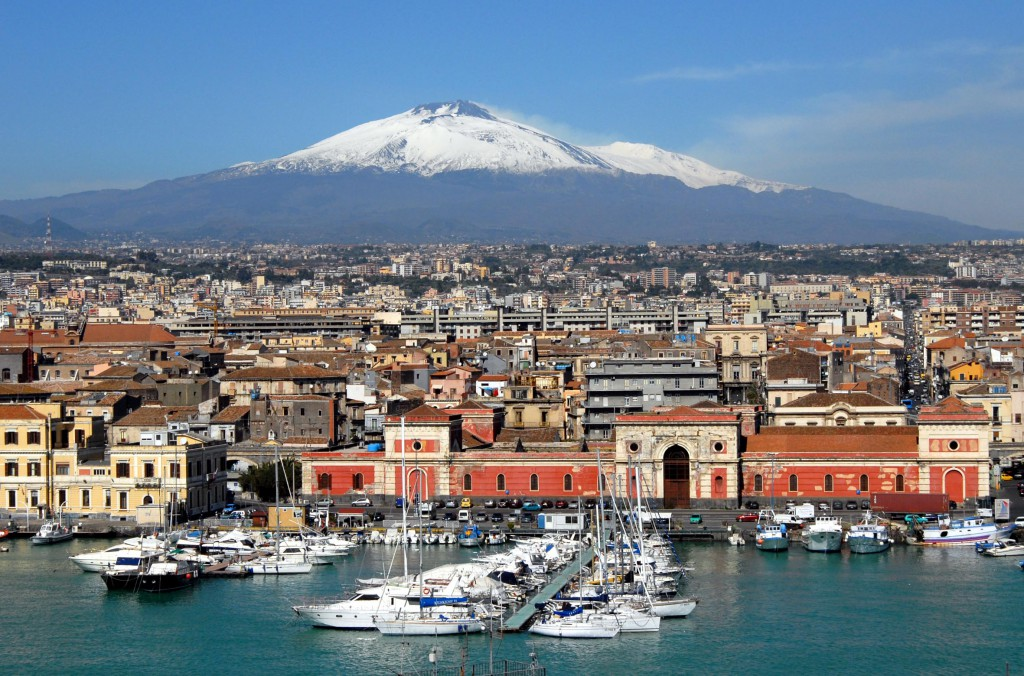 Дешевые отели и авиабилеты от 9764 руб. в Катанию (Италия)