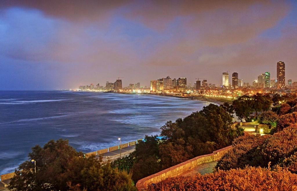 Дешевые отели и авиабилеты от 10122 руб. в Тель-Авиве (Израиль)