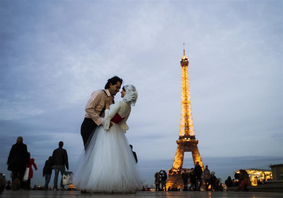 День Святого Валентина в Париже, дешевые авиабилеты и отели от 11939 руб.