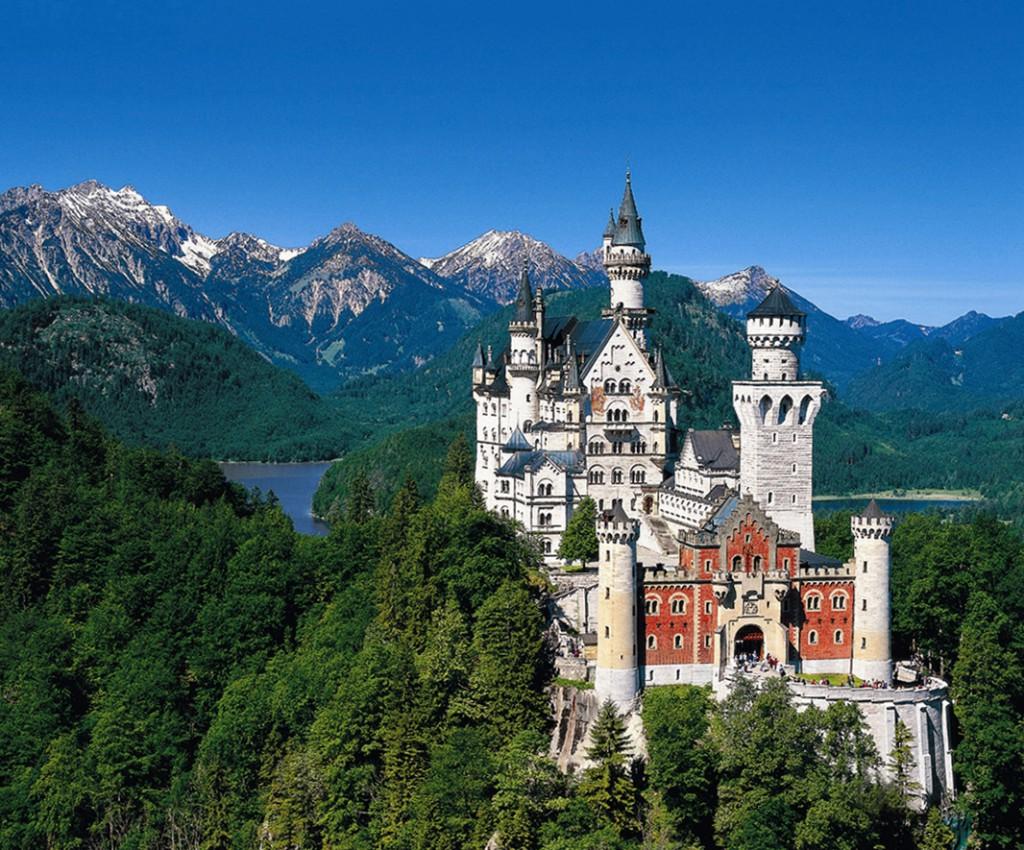 Дешевые отели и авиабилеты на выходные в Мюнхене от 8121 руб.