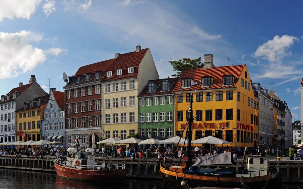 Дешевые отели и авиабилеты от 6731 руб. в Копенгаген, Дания