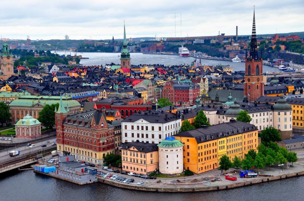 Дешевые отели и авиабилеты от 6622 руб. в Стокгольме на выходные