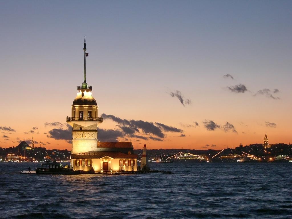 День Святого Валентина в Стамбуле