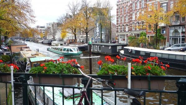 Район Амстердама Jordaan