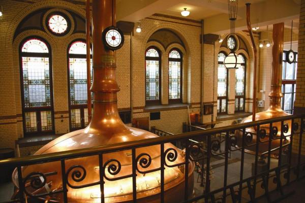 Пивоварня Музея Хайнекен