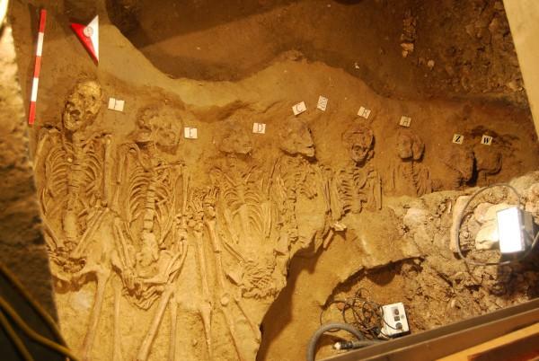 Экспонат Баварского археологического музей