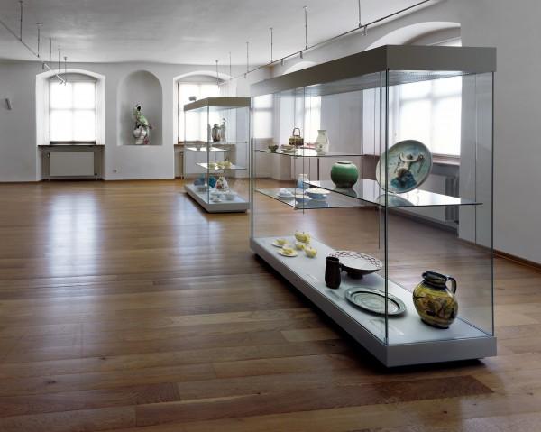 Экспозиция посвященная Мюнхену в Мюнхенском городском музее