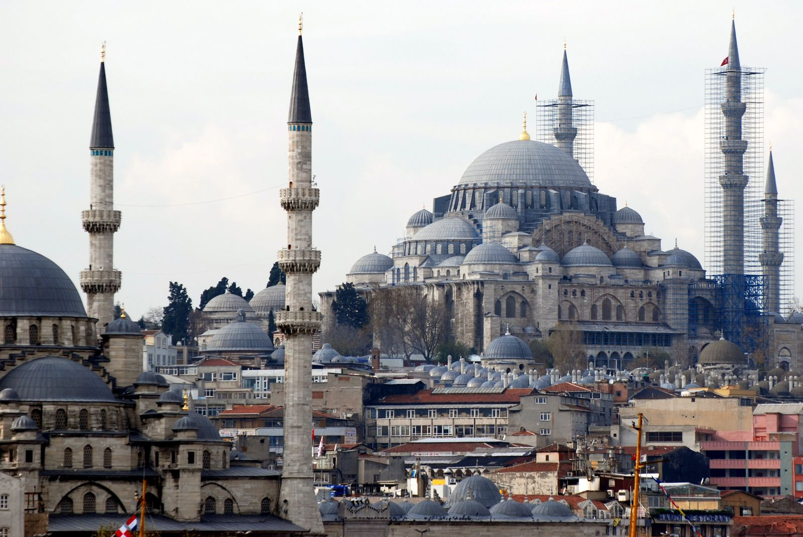 целый мечеть султана сулеймана в стамбуле фото оставить