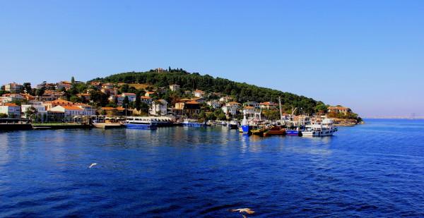 Уютные и живописные бухты Принцевых островов недалеко от Стамбула