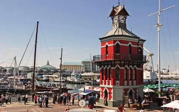 Старая Часовая башня в Кейптауне