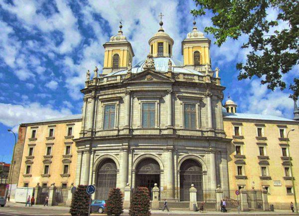 Базилика Святого Франциска в Мадриде