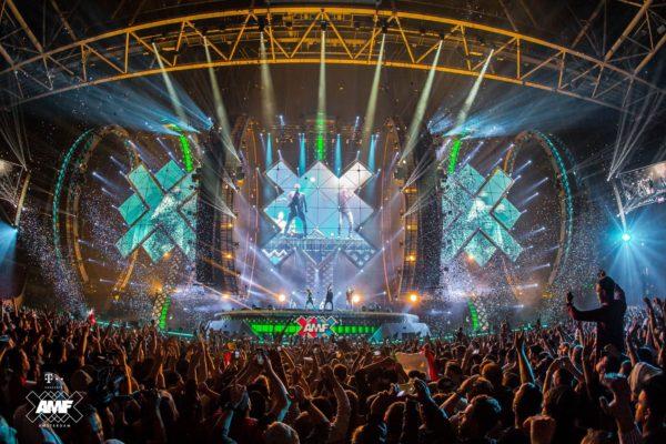 Купить билеты на фестивальэлектронной музыки AMF Festival 2017 в Амстердаме