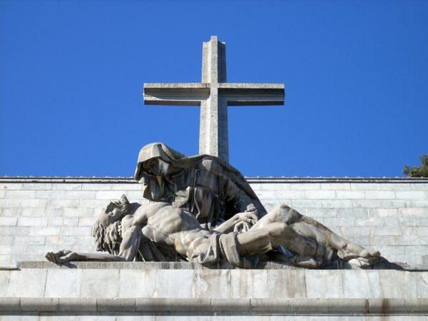 Памятник жертвам гражданской войны в Испании