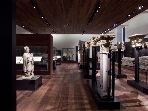 Экспонаты Национального Археологического музея в Мадриде