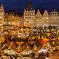 Маршрут по лучшим Рождественским ярмаркам Германии