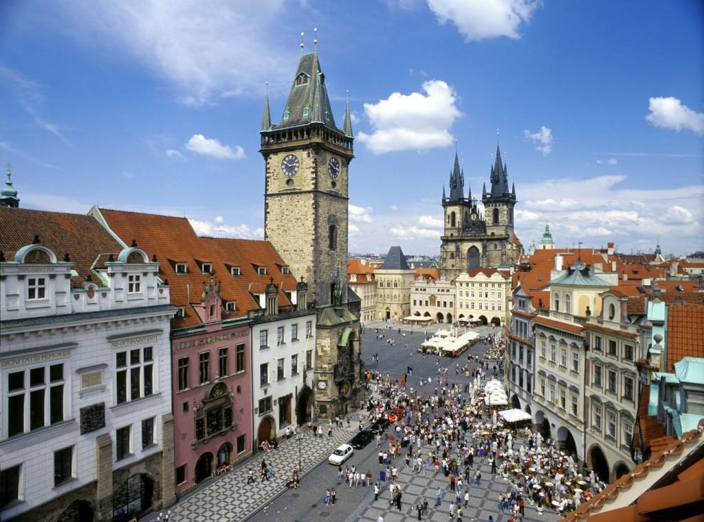 Дешевые отели и авиабилеты от 13895 руб. в Праге с вылетом из Екатеринбурга