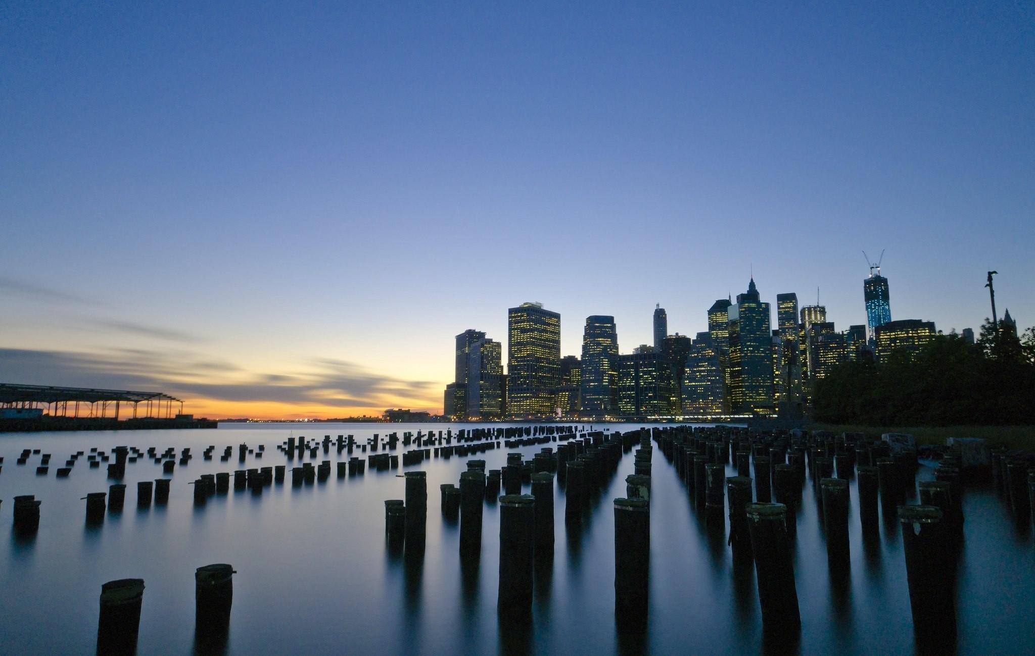 Дешевые отели и авиабилеты от 17284 руб. в Нью-Йорк