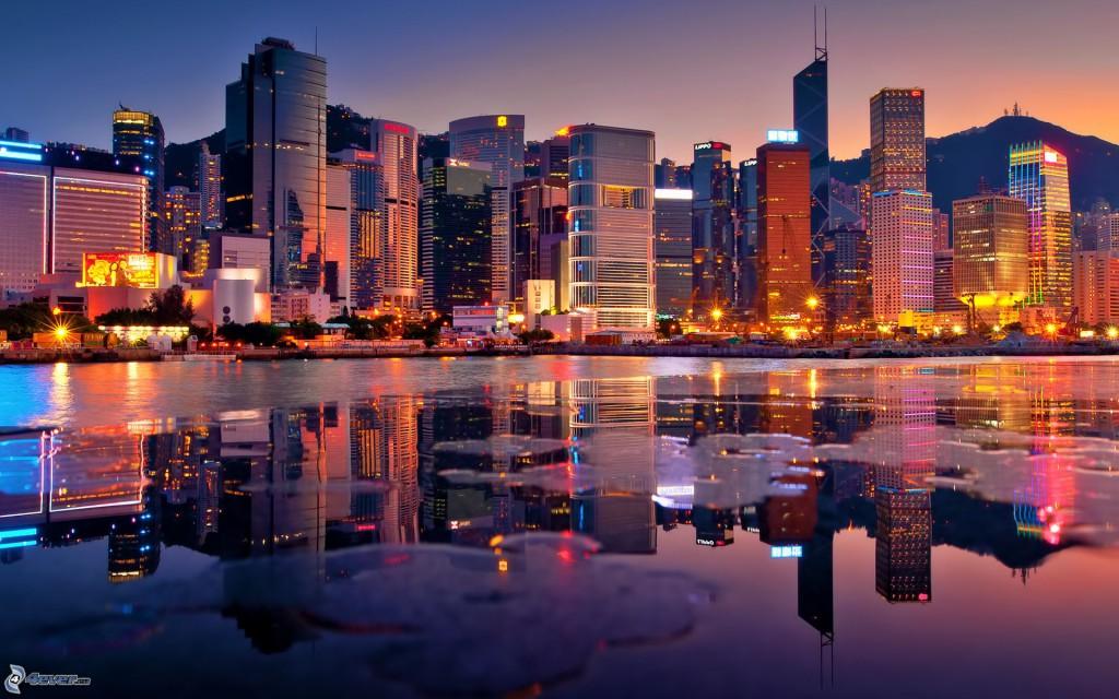 Дешевые авиабилеты до Гонконга от 8358 руб.