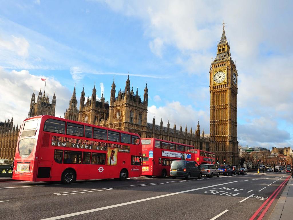 Дешевые отели и авиабилеты от 8617 руб. в Лондон