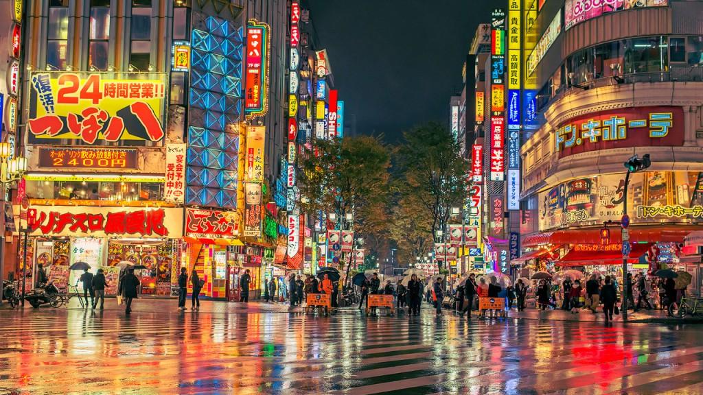 Дешевые отели и авиабилеты от 22621 руб. в Токио, Япония