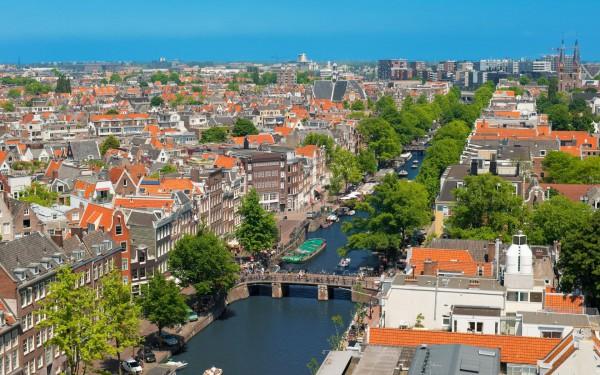 Путеводитель по Амстердаму в фотографиях