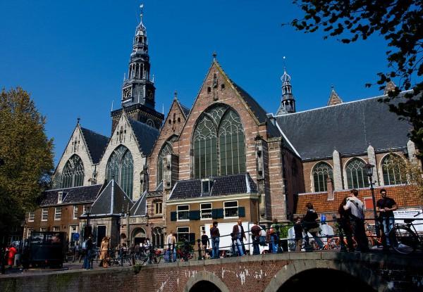Готическая церковь Ауде Керк