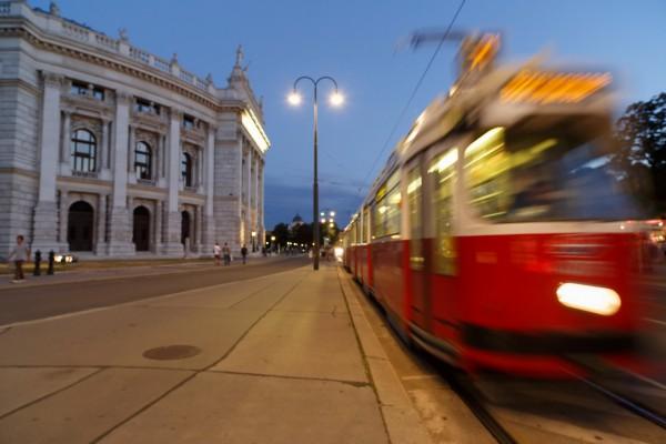 Трамвайный тур по Рингштрассе