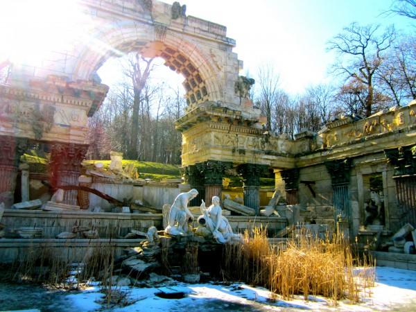 Сад Шенбурнна