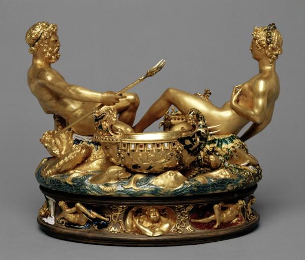 Экспонат венского Музея истории искусств