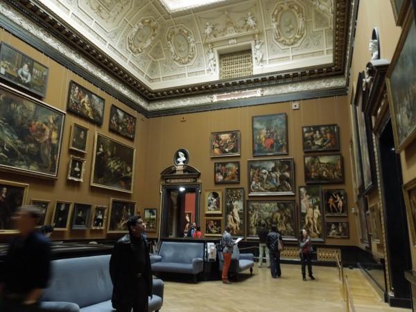 Экспонаты венского Музея истории искусств