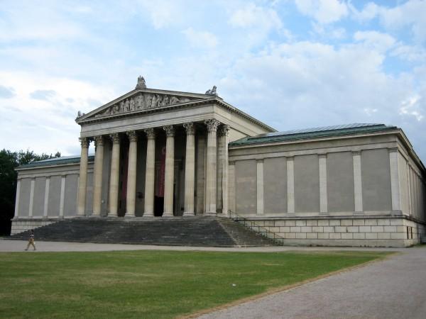 Государственное античное собрание в Мюнхене