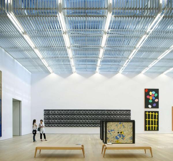 Оригинальность экспозиции в музее Брандхерст в Мюнхене