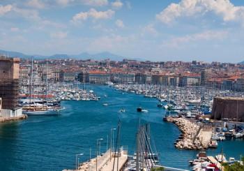 Отдых на побережье океана в Марселе от 20 000 руб.