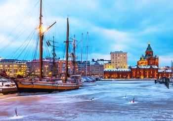 Зимние выходные в Хельсинки