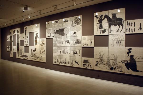 Гравюры в Музее Пера в Стамбуле