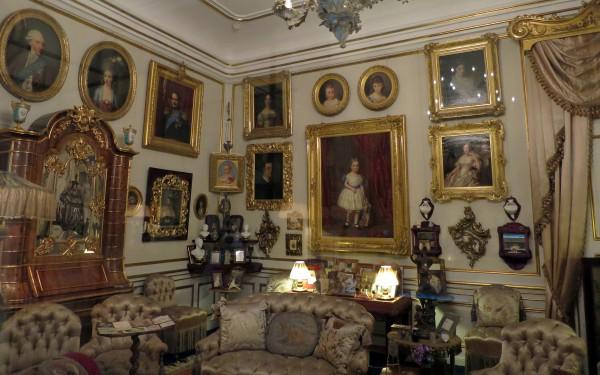 Музей дворца Амалиенборг в Копенгагене