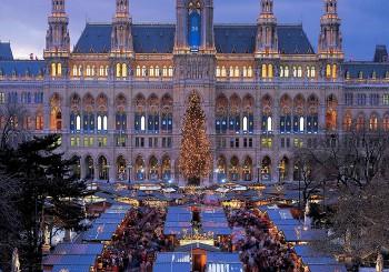 Католическое рождество в Вене от 15000 руб.