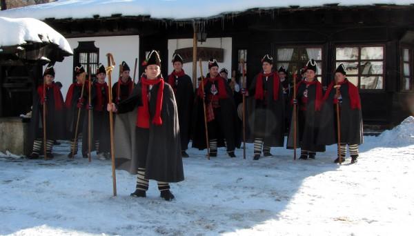 Рождество в Болгарии
