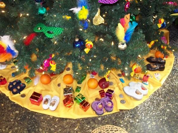 Рождество в Бразилии