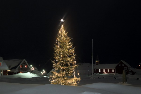 Рождество в Гренландии