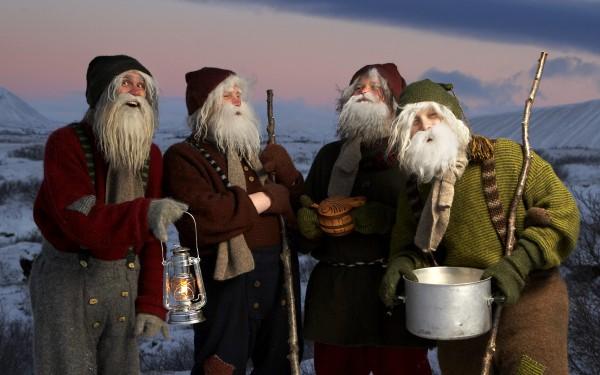 Рождество в Исландии