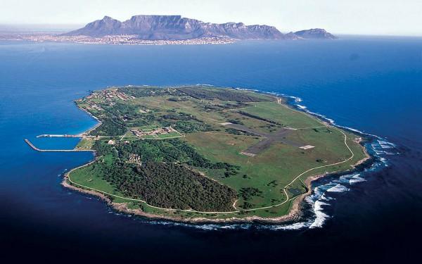 Остров Роббен в Кейптауне
