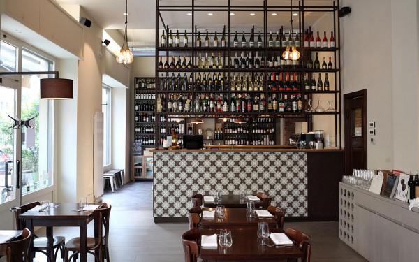 Ресторан-бар Osteria Gusto в Риме