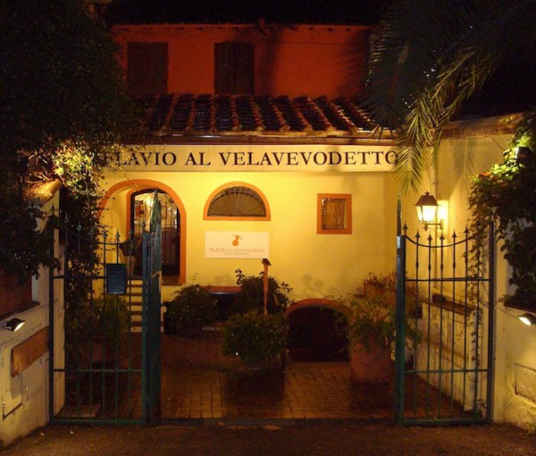 Ресторан Flavio al Velavevodetto