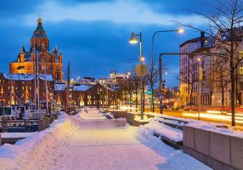 Волшебные выходные в Хельсинки от 16000 рублей