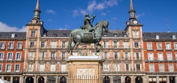 Статуя короля Филиппа III