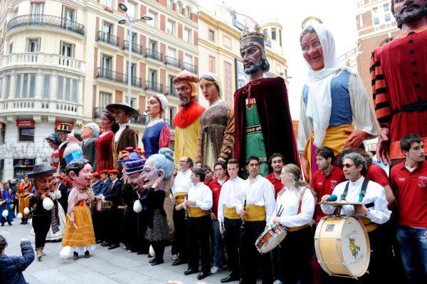 ФестивальСан-Исидро в Мадриде