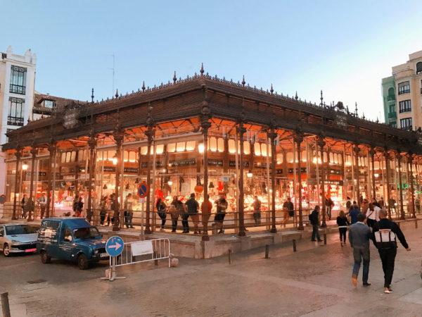Рынок Сан-Мигель в Мадриде